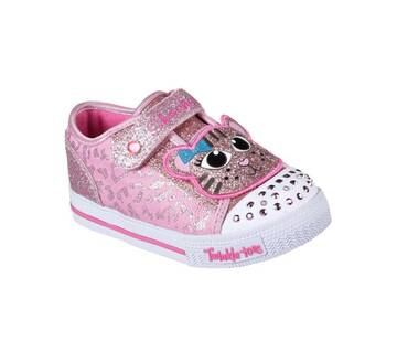 Infant Girls' Twinkle Toes Shuffles - Kitty Kraze