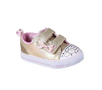 Infant Girls' Twinkle Toes: Shuffles - Itsy Bitsy