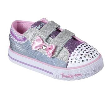 Infant Girls' Twinkle Toes: Shuffles - Dotty Divine