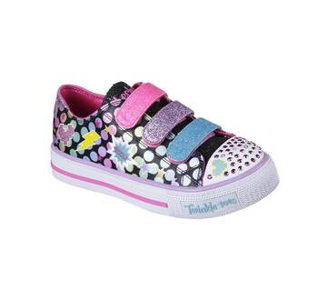 Infant Girls' Twinkle Toes: Shuffles - Poppin Posse