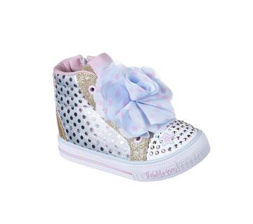 Infant Girls' Twinkle Toes: Shuffles - Flower Fun