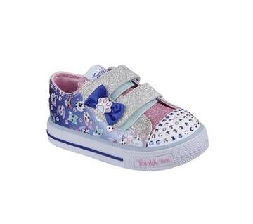 Infant Girls' Twinkle Toes: Shuffles - Princess Paws