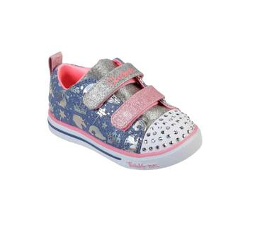 Infant Girls' Twinkle Toes: Sparkle Lite - Sparkleland