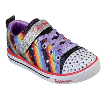 Girls' Twinkle Toes: Sparkle Lite - Magical Rainbows