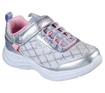 Girls' S Lights: Glimmer Kicks - Sophisticated Shine