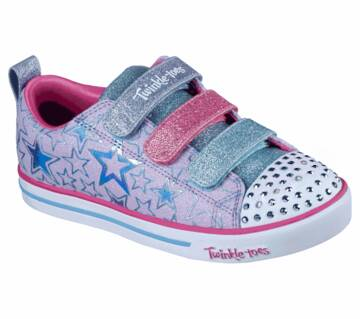 Girls' Twinkle Toes: Sparkle Lite - Stars The Limit