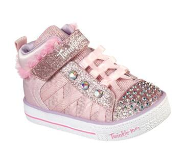 Infant Girls' Twinkle Toes: Shuffle Lites
