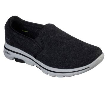 Men's Wash-A-Wools: Skechers GOwalk 5 - Flint