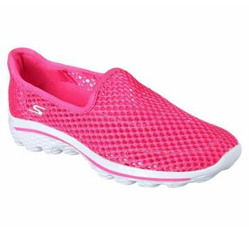 Girls'  Skechers GOwalk 2 - Breezy Beauties