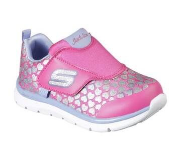 Infant Girls' Skech-Lite - Heart Sprinters