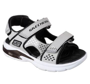 Boys' S Lights: E-II Sandal - Beach Glower