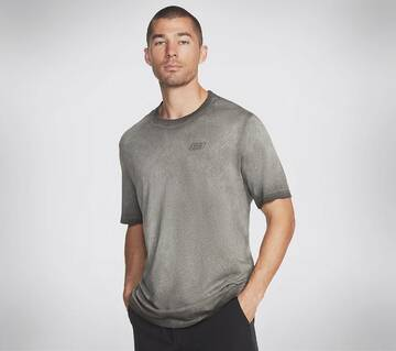 Men's Skechers Apparel - Heritage Wash Tee Shirt