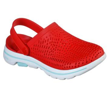 Women's Cali Gear: Skechers GOwalk 5 - Astonished