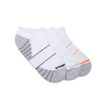 Men's 3 Pack Extended Terry Low Cut Socks (Fits US 6-12 Shoe)