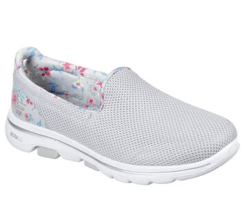 Women's Skechers GOwalk 5 - Flowery
