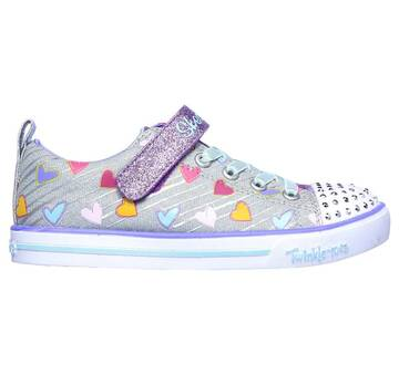 Girls' Twinkle Toes: Sparkle Lite - Heart Sketch
